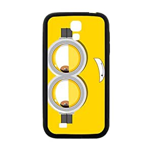 Lovely yellow classes doll Cell Phone Case for Samsung Galaxy S4