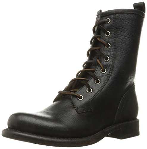 Women's Black Boot Jenna Frye Combat BwgHxq