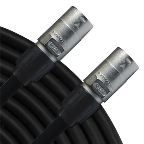 (Pro Co Sound 25-Feet 4p Shielded Ethercon Cat5e)