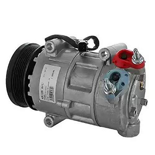 N/° alette: 6 Compressore climatizzatore aria condizionata 9145374928206 EcommerceParts per costruttore: QUALITY Puleggia-/Ø: 108 mm ID compressore: VS16 Tensione: 12 V