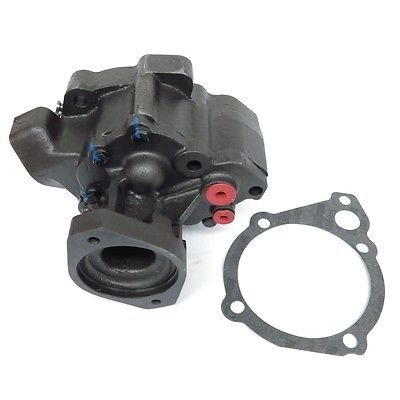 NEW Aftermarket Cummins Oil Pump 3803369 N14 Helical Gear MADE IN USA