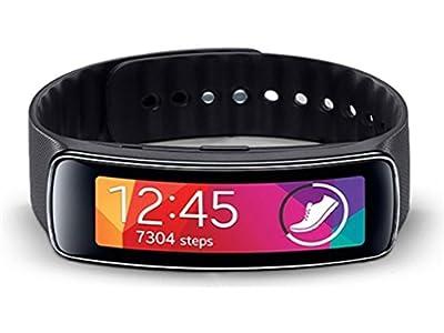 Samsung Gear Fit Smart Watch Fitness Tracker SM-R350