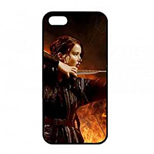 Hunger Games caja del teléfono,Hot Selling caja del teléfono,For iPhone 5/iPhone 5s funda de,Hunger Games Moive caja del teléfono