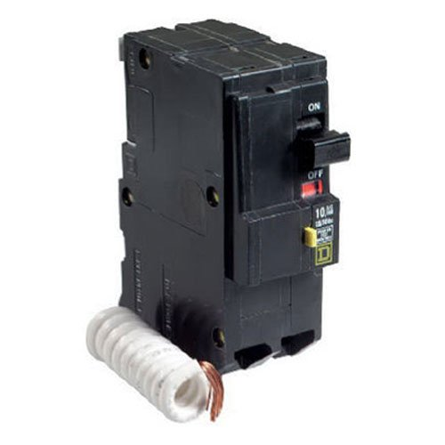 Square D by Schneider Electric QO250GFICP QO 50-Amp Two-Pole GFCI Breaker by Square D by Schneider Electric