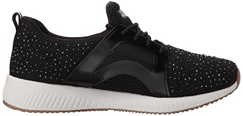 Squad Women BOBS from Skechers Chase Sneaker Bobs Star Black ZnPWn6EOxd