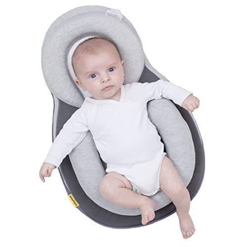 - Babymoov Cosydream Premium Newborn Lounger | Ultra-Comfortable Osteopath Designed Nest for Babies (Safest Infant Co Sleeper)