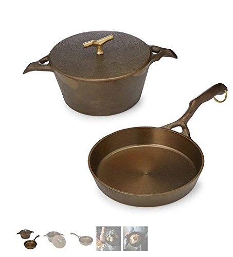 Nest Cast Iron Cookware