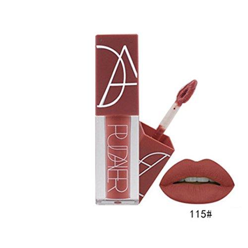 Binmer Pudaier Long Lasting Lipstick Waterproof Matte Liquid