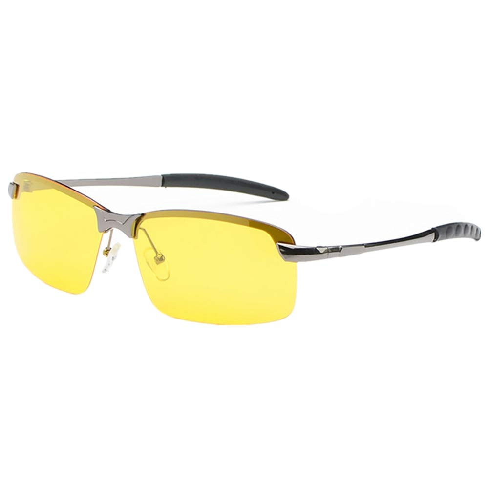 Night Driving Glasses HD Night Vision Polarized Safety Glasses for Men Women