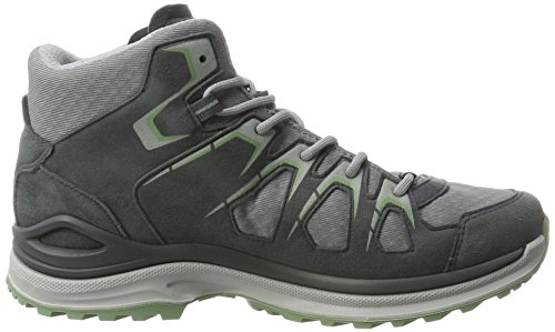 GTX Lowa Wanderstiefel Innox 9010 amp; Q Damen Evo Grau Grau Trekking Jade qFFwOtr0