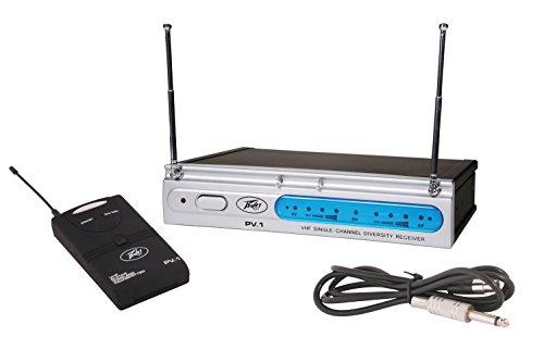 Peavey 03010200 Guitar Wireless System, 921.300MHZ