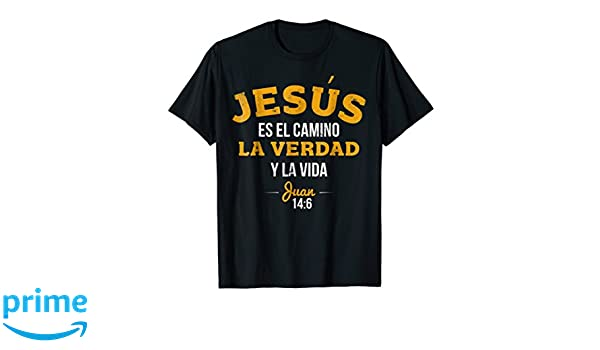 Amazon.com: Camisas de Jesus para los Cristianos | Spanish Shirts: Clothing