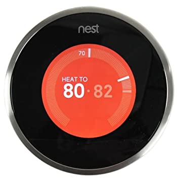 Nest T3008US Learning 3rd Generation Thermostat Professional Version