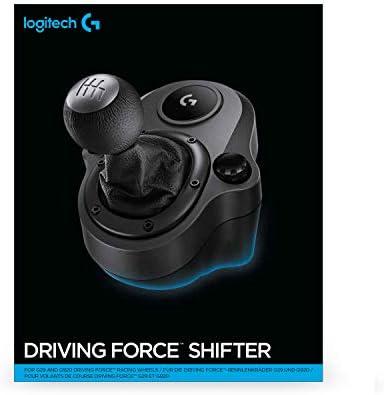 Logitech Driving Force Shifter Schalthebel für G920 und G29 Racing Lenkräder, schwarz 5