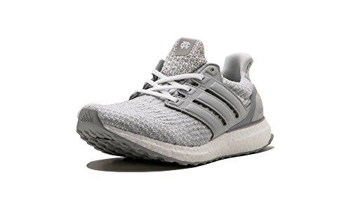 Adidas Ultraboost Champion En Titre Gris Clair / Gris Clair / Aluminium