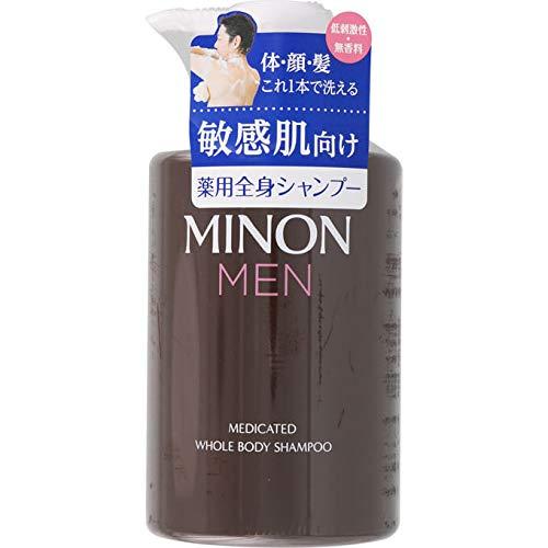 ミノン メン 薬用全身シャンプー【医薬部外品】 400ml
