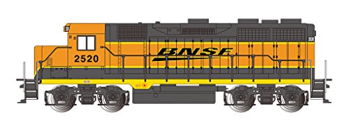 Bachmann Industries E-Z App Smart Phone Controled BNSF #2520 GP35 Locomotive Train - Locomotive Train Phone