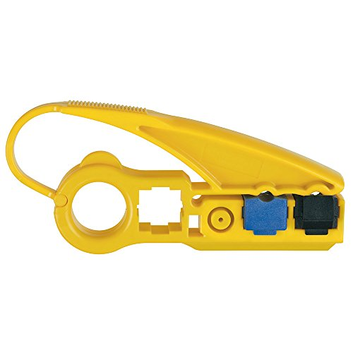 Klein Tools VDV100-801-SEN Dual-Cartridge Radial Stripper