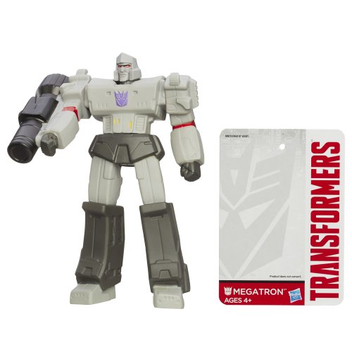 Transformers Prime Titan Warrior Megatron Figure  - 6 Inch