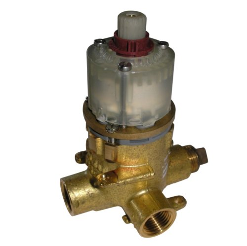 American Standard R116SS16SS Pressure Balanced Rough Valve Body with Integral Diverter and Female Thread (Integral Diverter)