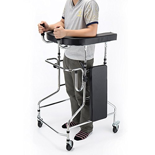 Tx The Elderly Folding Walking Aid Attached ()