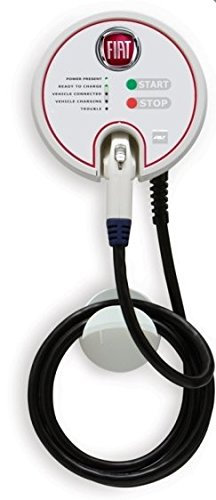 FIAT EV Charging Station: 25' cable, 30A, UL-Listed