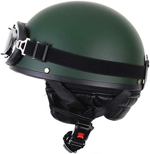 Mil-TEC HELMET Half Shell Olive Helmet