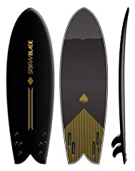 The new Modern Retro fish is a classic throwback to the boards of the 70s and meant for long drawn out turns and stylish free-surfing. Created with fine research and development throughout some of the most prominent Southern California breaks...