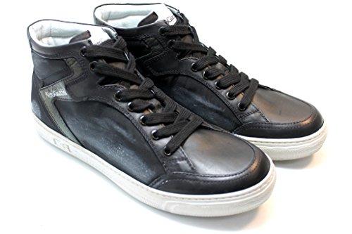 Garten POLACCHINE Schuhe nbsp;schwarz 100 a503751u Giardini Schwarz Schnürschuh Nero Herren Schwarz FTwx7qET