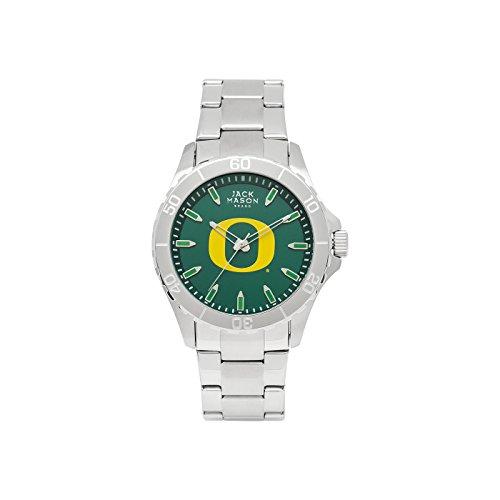Oregon Ducks Men's Team Color Dial Sport Bracelet Watch
