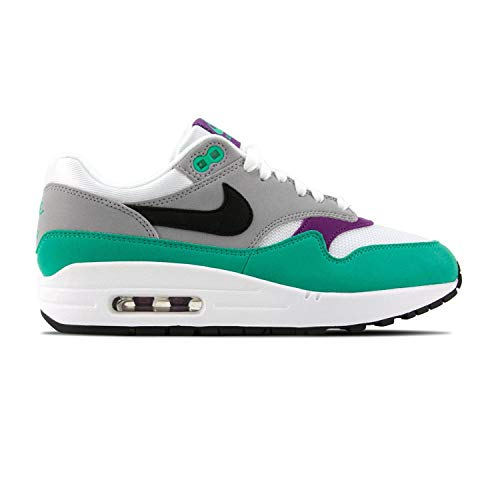 Black Chaussures Air de Grey Compétition Nike White 115 Emerald Max Multicolore Femme Clear WMNS Running Wolf 1 PwIRp