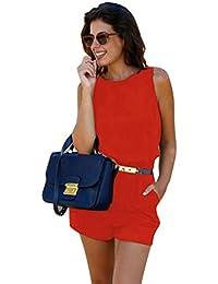 Women's Petite Jumpsuits Rompers | Amazon.com
