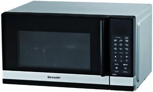 Sharp R-640 IN - Microondas: Amazon.es: Hogar