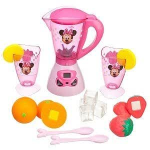 Amazon Com Minnie Mouse Smoothie Play Set Everything Else