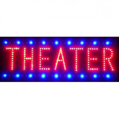 Neonetics 5THLED Theater LED Sign