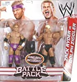 WWE Series 18 Battle Pack: Zach Ryder vs Dolph Ziggler Figure, 2-Pack