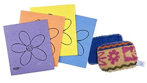 Skoy Cloth/Scrub combo pack