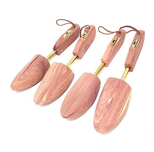 Cedar Elements Women's Shoe Trees - 2 Pack (Medium)