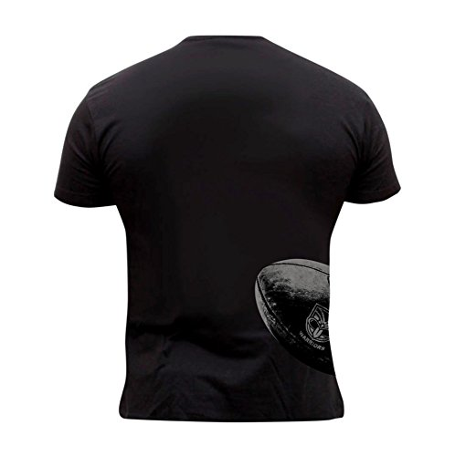 Black Krb3 All Maglietta shirt T Ray Dirty Rugby Uomo New Zealand xwAHWqgZ