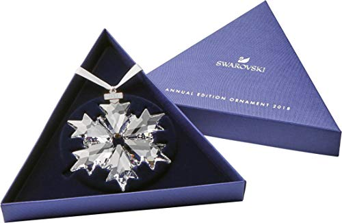 swarovski annual edition 2018 christmas ornament large