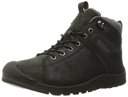 Pictures of KEEN Men's Citizen Mid Waterproof Shoe Black 8 M US 1