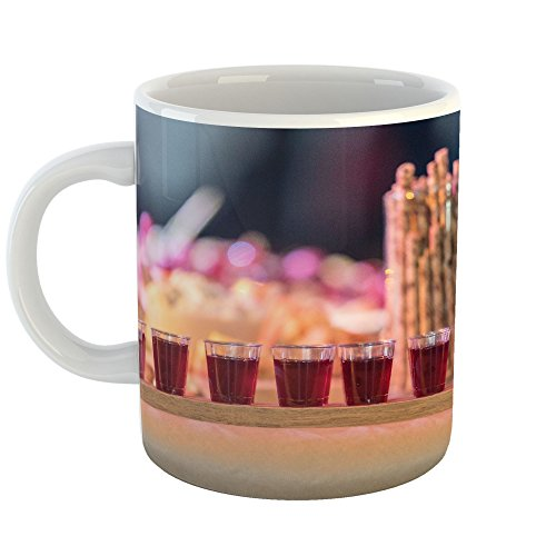Westlake Art - Wine Bread - 11oz Coffee Cup Mug - Modern Pic