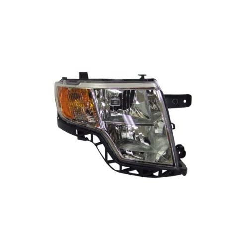 Good Oe Replacement Ford Edge Passenger Side Headlight Assembly Composite Partslink Number Fo