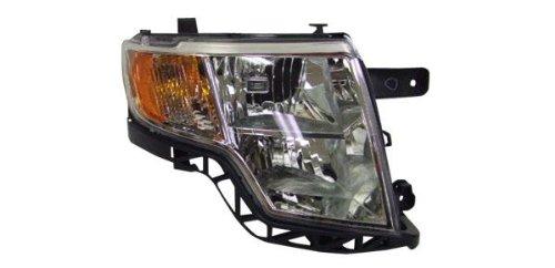 07 ford edge headlight assembly - 2