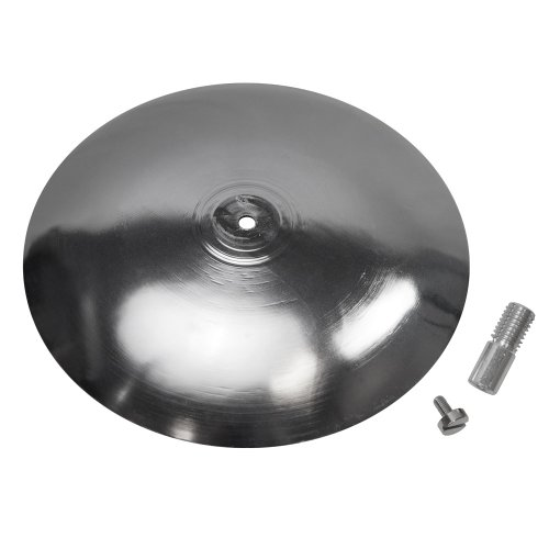 Westcott Rapid Box Deflector Plate, Black, 1 Pack