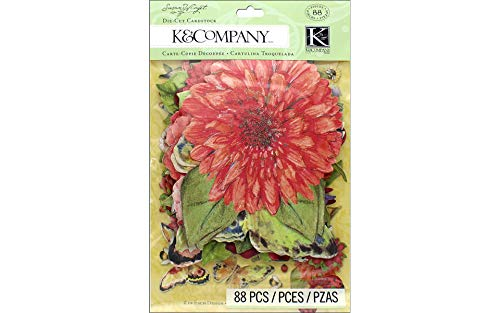 K&Company Susan Winget Meadow Die-Cut -