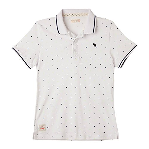 Galleon - OFFCORSS Big Boys Teen Kid Polo Short Sleeve Solid Color Striped  Cool Casual Button Up Cotton Sport T-Shirt Camiseta Manga Corta Niño Grande  White ... bcd8978aa98db