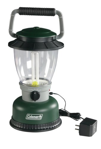 Coleman Family-Sized Rugged Rechargeable Battery Lantern, Outdoor Stuffs