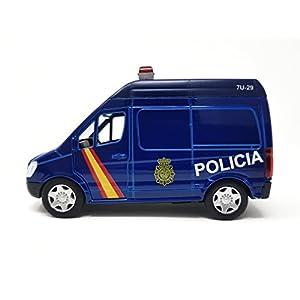 PLAYJOCS FURGÓN POLICÍA Nacional GT-3689 16