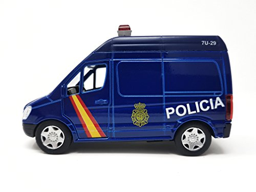 PLAYJOCS FURGÓN POLICÍA Nacional GT-3689 2